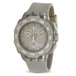 Swatch Men's Beige Hero Chronograph Watch