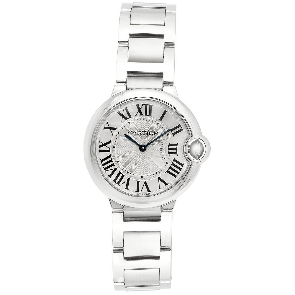 Cartier Unisexs Ballon Bleu Watch