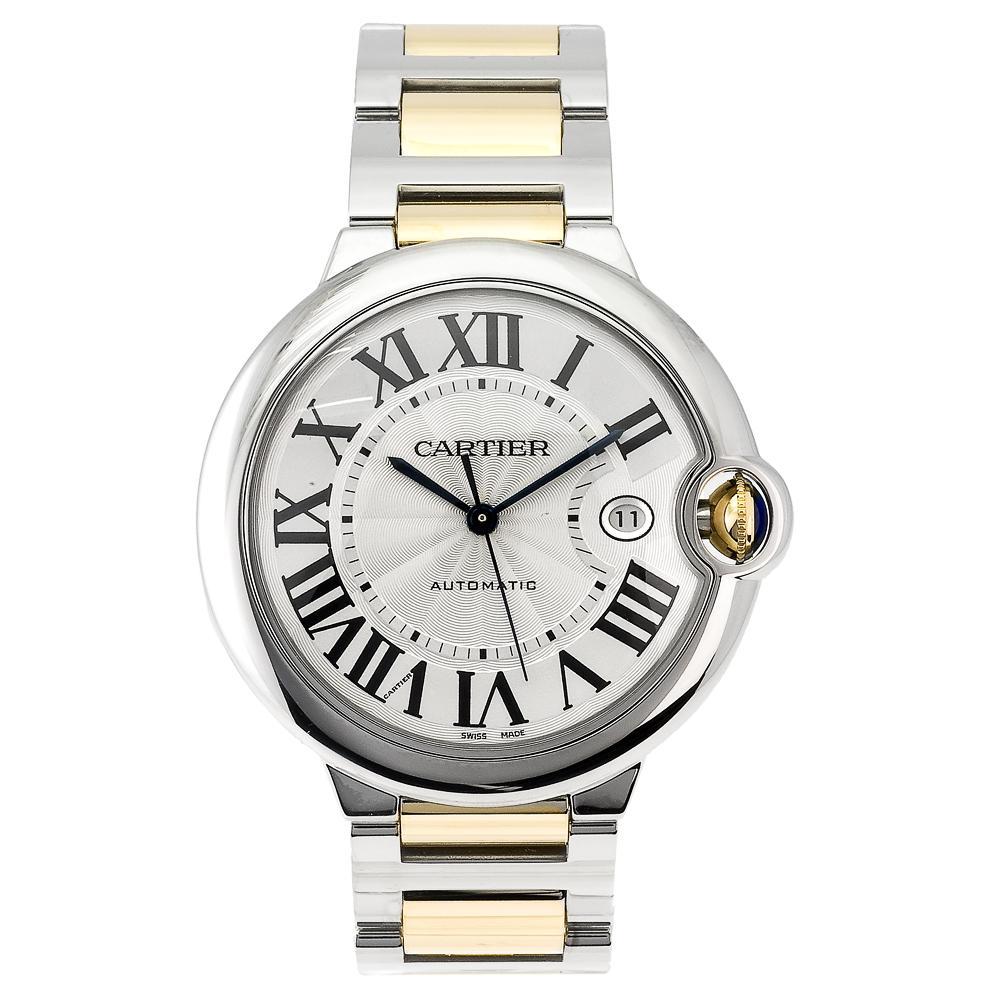 Cartier Mens Ballon Bleu Watch