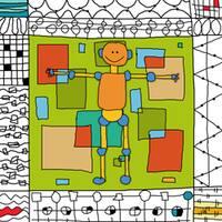 Ankan 'Robot 2' Gallery-wrapped Canvas Art