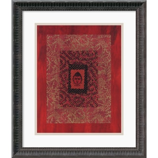 Ricki Mountain 'Buddha I' Framed Art Print