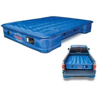 AirBedz PPI-103 Mid-size Short Bed 6' to 6'6 Truck Bed Air Mattress with Build-in Rechargeable Battery Air Pump