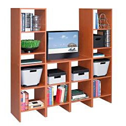 akadaHome Multi-functional Decorative Cube Organizer Set - Thumbnail 1