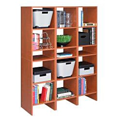 akadaHome Multi-functional Decorative Cube Organizer Set - Thumbnail 2