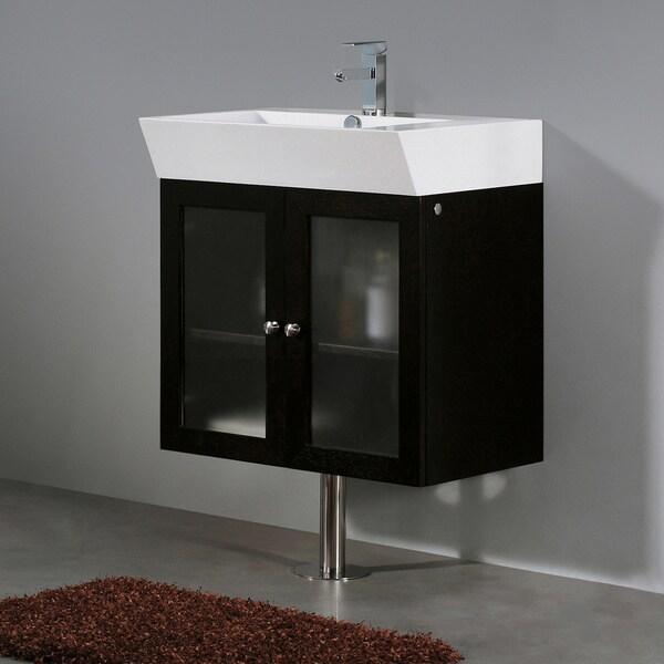 Vigo 25 Inch Single Bathroom Vanity