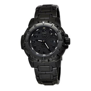 Luminox 6400 Blackout F-117 Nighthawk Watch