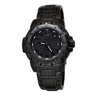 Luminox 6400 Blackout F-117 Nighthawk Watch