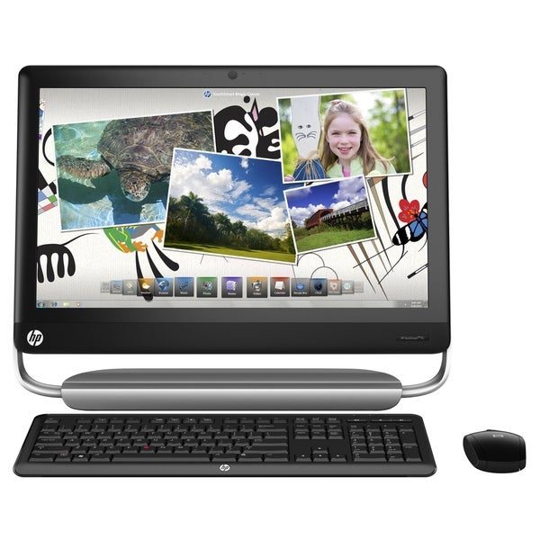 HP TouchSmart 520-1000 520-1030 All-in-One Computer - Intel Core i3 (