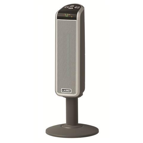 Lasko 5397 Ceramic Pedestal Heater with Digital Remote Control