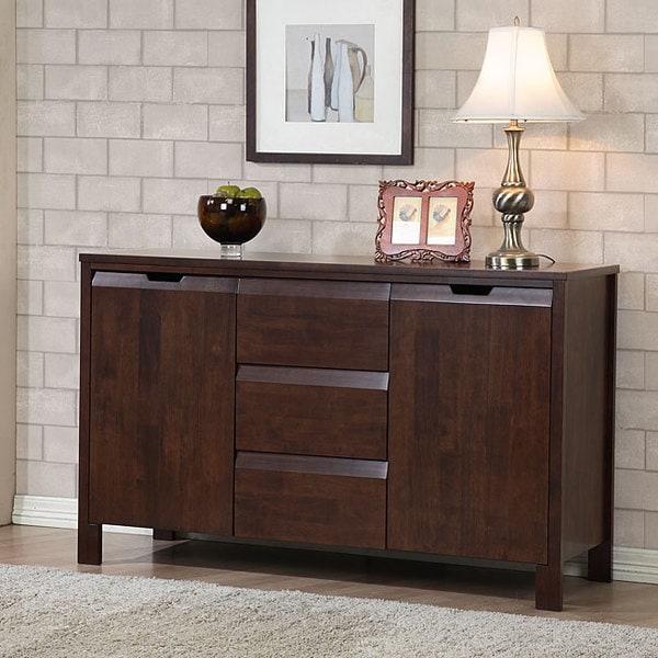 Shop Alsa 2-door 3-drawer Buffet