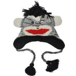 Women's Punk Monkey Beanie (Nepal)