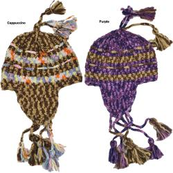 Handmade Women's Bella Hat (Nepal)