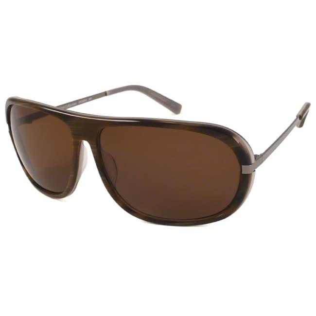 Calvin Klein CK7257S Men's Rectangular Sunglasses