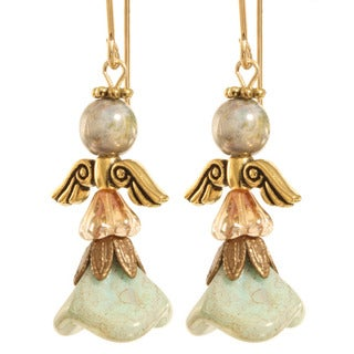 Sachael Angel Earrings