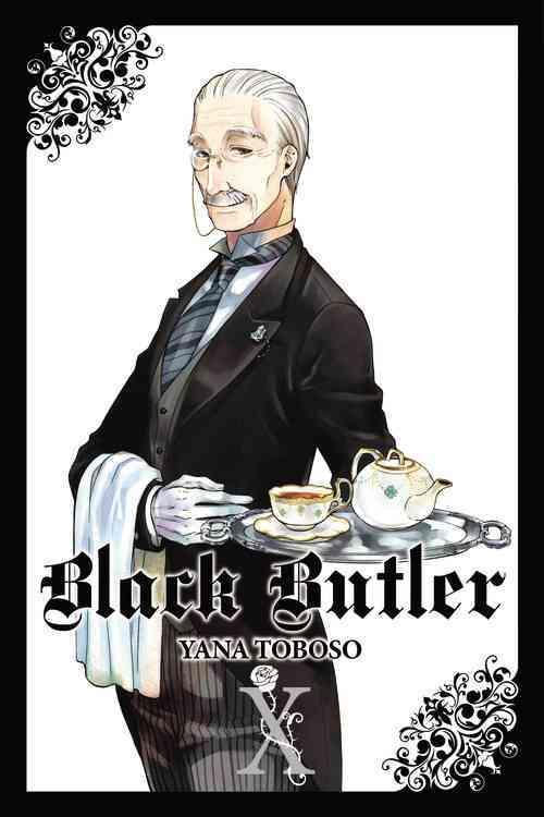 Black Butler 10 (Paperback)