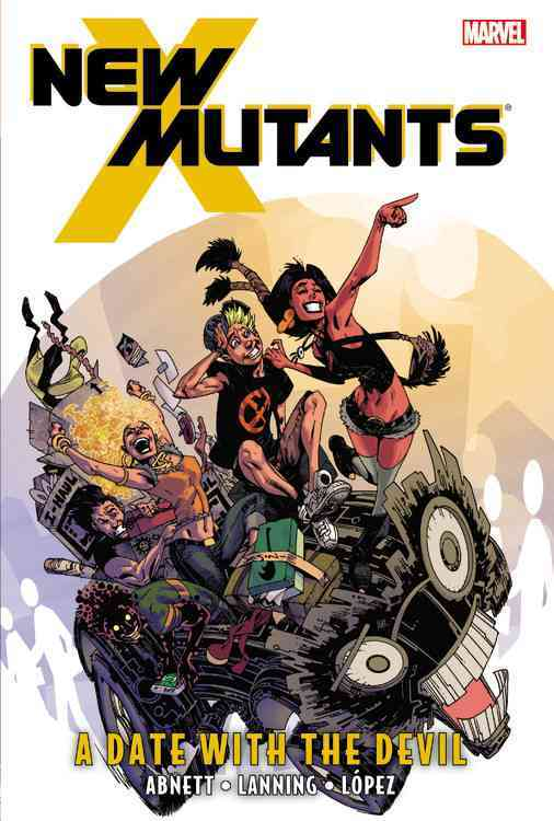 New Mutants: A Date With the Devil (Hardcover)