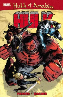 Red Hulk: Hulk of Arabia (Paperback)