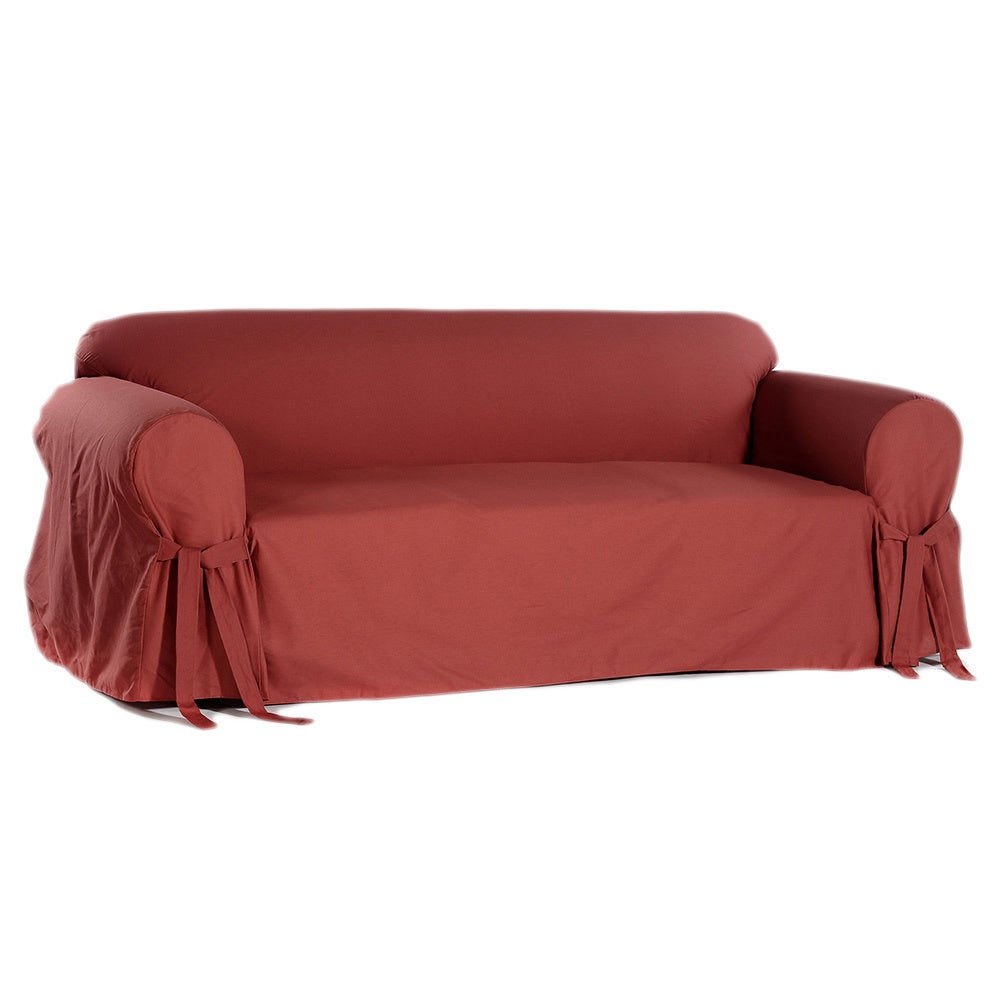 Machine washable slipcover sofa catosferanet for Washable couch cover