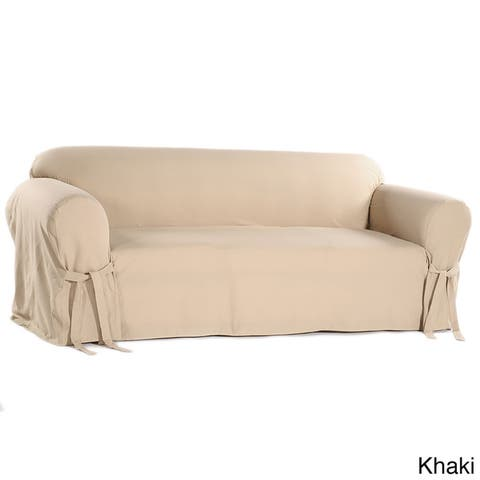 Buy Brown Sofa Amp Couch Slipcovers Online At Overstock
