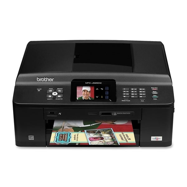 Brother MFC-J625DW Inkjet Multifunction Printer - Color - Photo Print