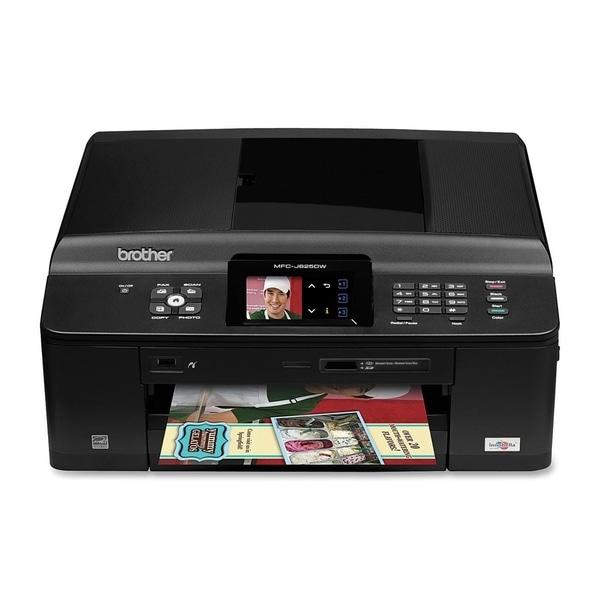 Brother MFC-J625DW Inkjet Multifunction Printer - Color - Photo Print