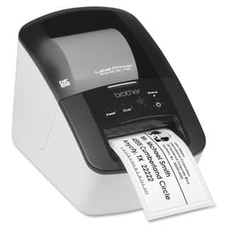 Brother QL-700 Direct Thermal Printer - Monochrome - Desktop - Label|https://ak1.ostkcdn.com/images/products/6283930/P13917467.jpg?impolicy=medium