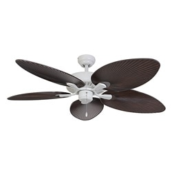 EcoSure Abaco White 52-inch Ceiling Fan