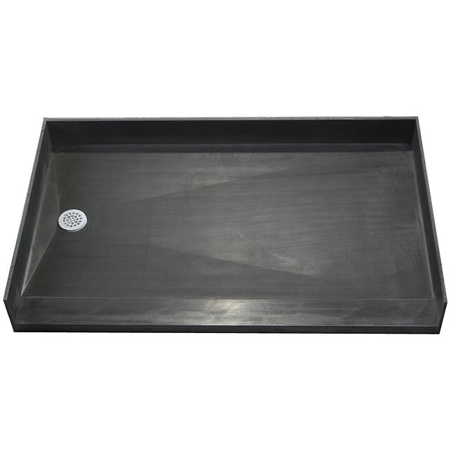 Redi Base 42 X 60 Barrier Free Shower Pan With Left Drain