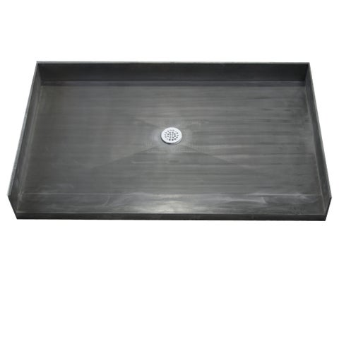 Redi Base 35 x 72 Barrier Free Shower Pan With Center Drain