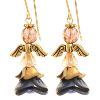 Zuriel Angel Earrings