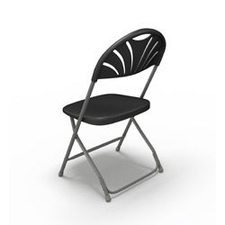 Mayline Event Series 2000FC Ventilated Back Folding Chairs (Pack of 8) - Thumbnail 1