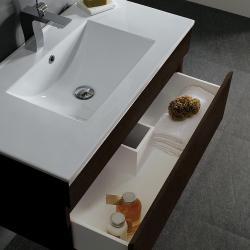 Vigo 35-inch Single Bathroom Vanity - Thumbnail 1