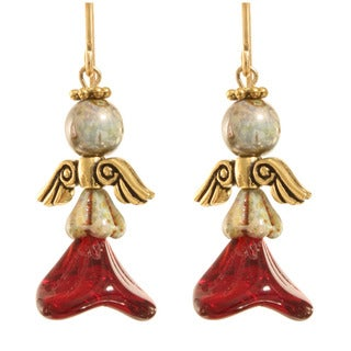 Iofiel Angel Earrings