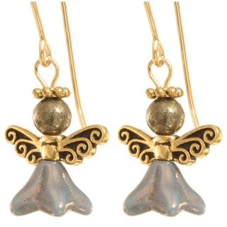 Remliel Angel Earrings