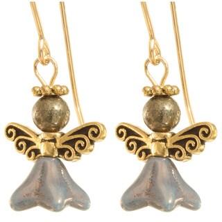 Remliel Angel Earrings