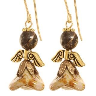 Valoel Angel Earrings