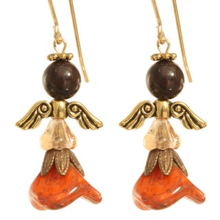 Sariel Angel Earrings