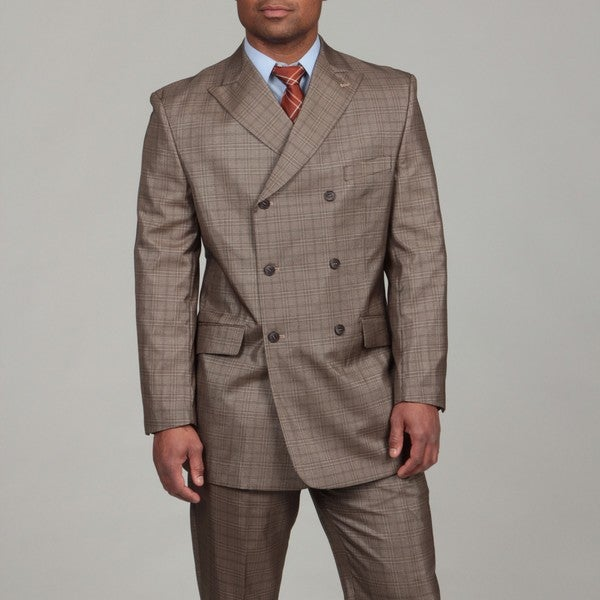 Shop English Laundry Men S Double Breasted Two Piece Suit