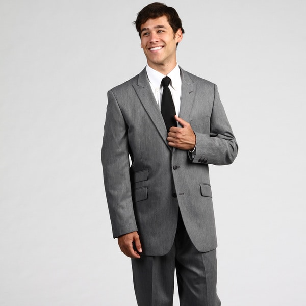 English Laundry Men's Grey Suit