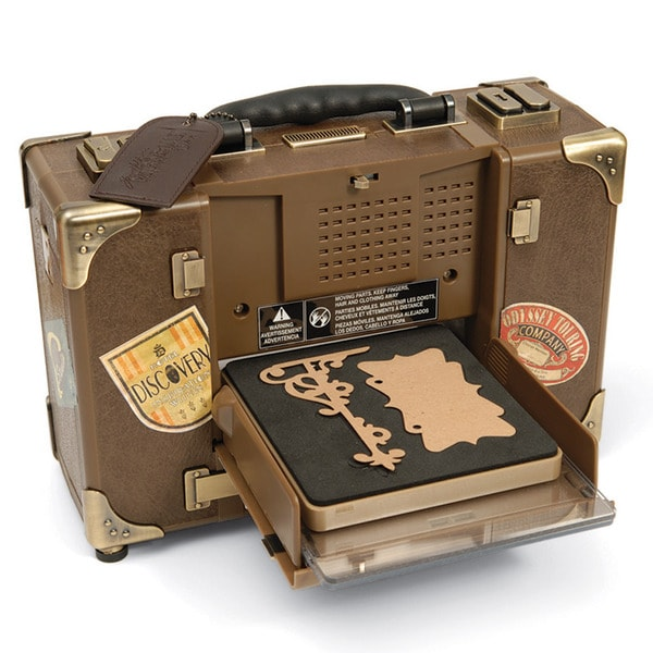 Sizzix Vagabond Machine Inspired by Tim Holtz