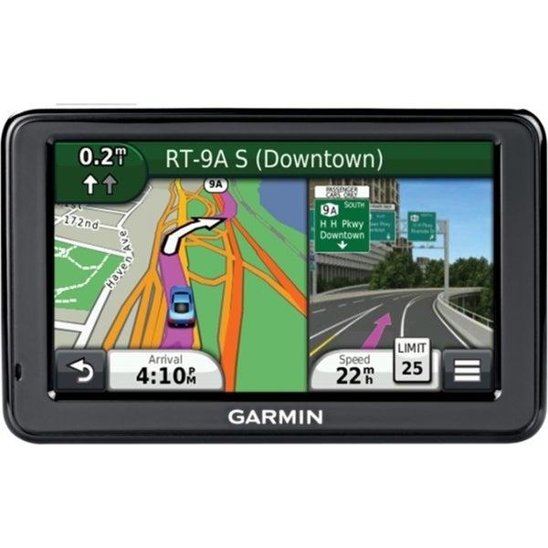 Garmin nüvi 2475LT Automobile Portable GPS Navigator