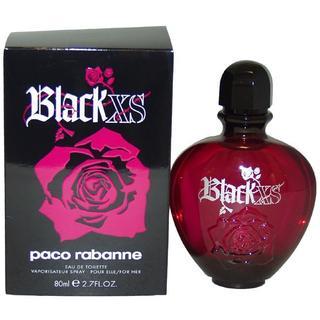 Paco Rabanne Black Xs Women's 2.7-ounce Eau de Toilette Spray