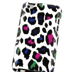 Colorful Leopard Case for Apple iPod 4th Gen touch - Thumbnail 2