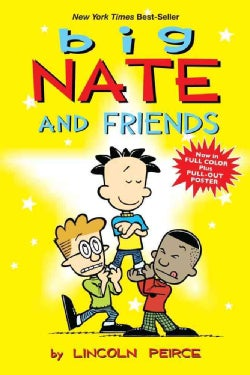Big Nate and Friends (Paperback)