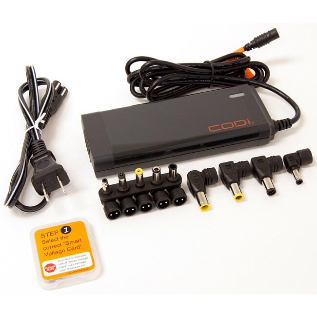 CODi 100W Universal Notebook AC Power Adapter