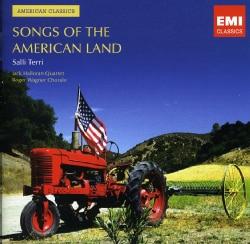 Salli Terri - Songs Of The American Land