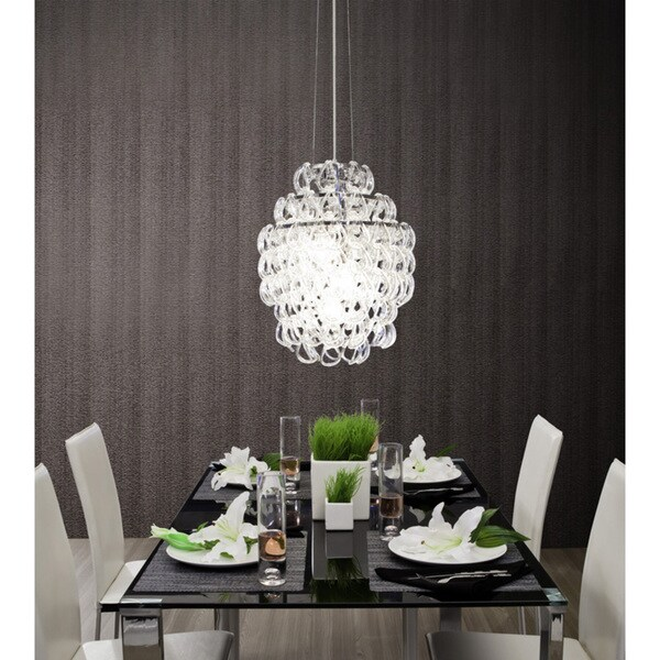 shop cascade ceiling lamp free shipping today overstock com