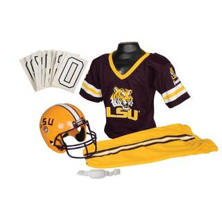 Franklin Sports Louisiana State Tigers Uniform Set