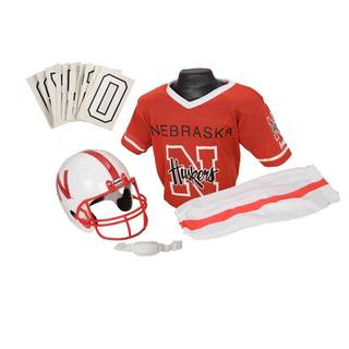 Franklin Sports Nebraska Uniform Set