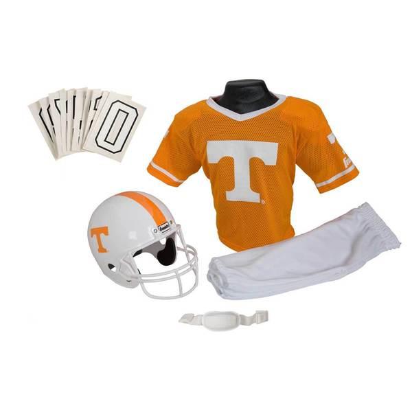 Franklin Sports Youth Tennessee Football Uniform Set